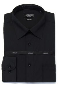Image of ARTIGIANO CR706 BLACK SHIRT
