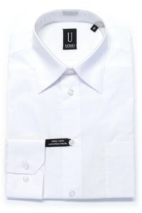 Image of UOMO USI2010 WHITE SHIRT