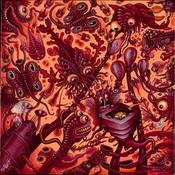 Image of &quot;RED MICROBIA&quot;   ~ Open Signed Edition