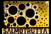 Image of Salmo Trutta sticker
