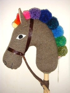 Image of Hobby Horse (rainbow) SALE!
