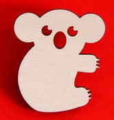 Image of Koala Brooch