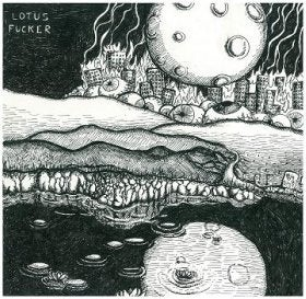 Image of Lotus Fucker - self-titled LP