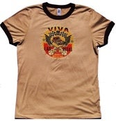 Image of VLV 14 Wings Stars Tee Ladies