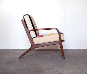 Image of Blanket Chair No. 6