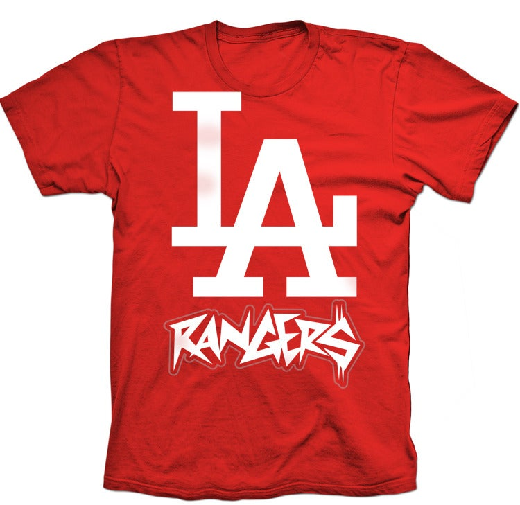 Image of LA Rangers Red