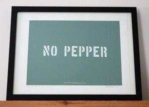 Image of No Pepper