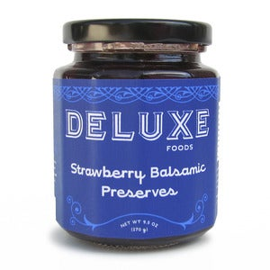 Image of Strawberry Balsamic Preserves