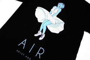 Image of Air Monroe - Aqua