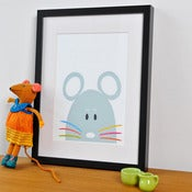 Image of 'Mouse' Print
