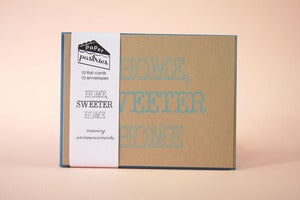 Image of Home Sweeter Home