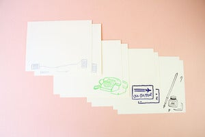 Image of Communication Stationery Set