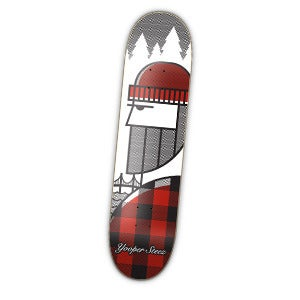 Lumberjack Jack Skateboard Deck