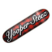 Steez 1.0 Skateboard Deck