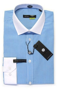 Image of HRST HR709 SKY BLUE SHIRT