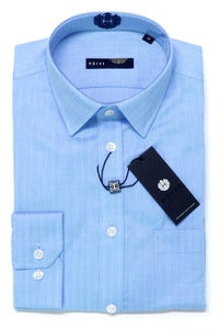 Image of HRST HR11716 SKY BLUE SHIRT