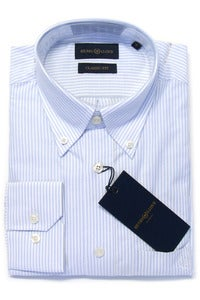 Image of HENRI LLOYD HOWARD LIGHT BLUE SHIRT