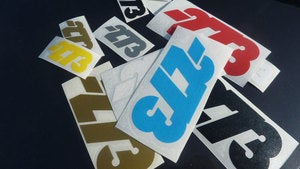 Image of -273 Assorted Die-Cut Stickers