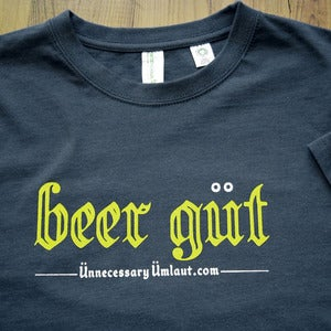 Image of Beer Gt Shirt