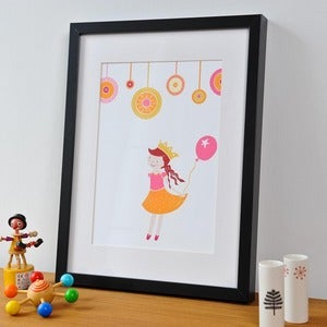 Image of 'Party Girl' Print