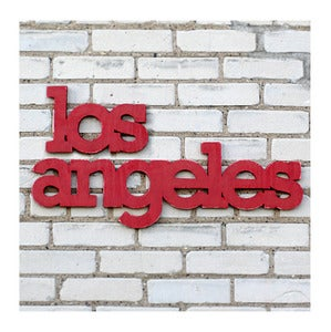 Image of Los Angeles sign