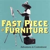 "Image of Fast Piece Of Furniture ""Adventures in Contentment"" Gatefold LP Vinyl"