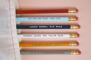 Image of Know It All Pencil Set