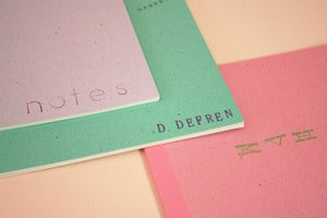 Image of Personalized Notebook