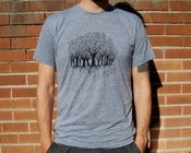 Image of Copse/Grey T-Shirt (UNISEX)