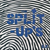 Image of The Split-Ups - Action Man E.P. 7""