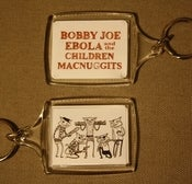"Image of Bobby Joe Ebola ""Cat Rumble"" - Keychain"