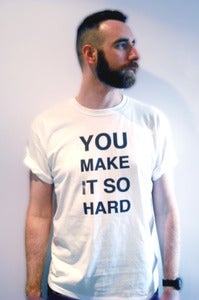 Image of Disco Moment 'So Hard' T-Shirt