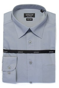 Image of ARTIGIANO CR706 COOL GREY SHIRT