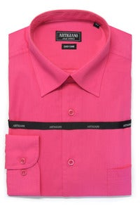 Image of ARTIGIANO CR706 PINK SHIRT