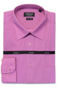 Image of ARTIGIANO CR706 FUSHIA SHIRT