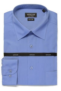 Image of ARTIGIANO CR706 BLUE SHIRT