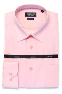 Image of ARTIGIANO CR706 PALE PINK SHIRT