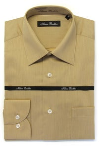 Image of KLAUSS KL745 GOLD SHIRT