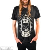 Image of Lantern Tee  Black
