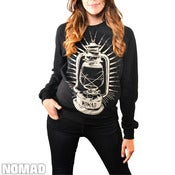 Image of Lantern Sweatshirt • Black
