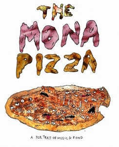 Image of The Mona Pizza cook book