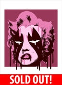Image of GOTH MARILYN (PINK)