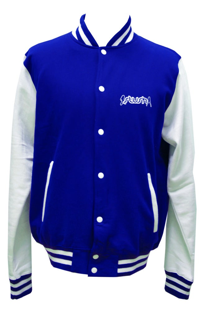 Blue Varsity Jacket Polyvore