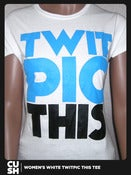 Image of Twit Pic This Womens (White)