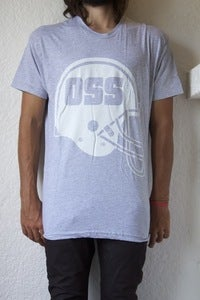 "Image of OSS ""Football"" Shirt (grey)"