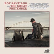 Image of Roy Santiago - The Great Pretender - JF029 CD Version OR Vinyl with download