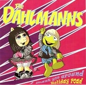 "Image of The Dahlmanns / Piperita Patties SPLIT 7"" 2011"