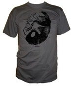 Image of Fetus T-shirt Grey