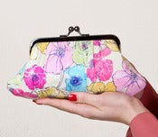 Image of Happy Blooms Fifi clutch