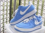 Image of Nike Air Force 1 Low Canvas (2003) Size 9